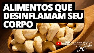 Download ALIMENTOS QUE DESINFLAMAM SEU CORPO   Dr. Dayan Siebra Video