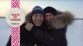 Download Eating bear and frozen fish in Siberia's snow capital, Khanty-Mansiysk - Taste of Russia Ep. 30 Video