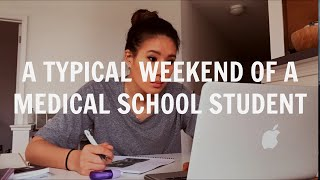 Download A Typical Weekend of a Medical School Student | Med School Student VLOG Video