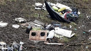 Download Black boxes are recovered from Colombia plane crash Video