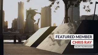 Download The Journey and Advice of Skate Filmmaker, Chris Ray Video