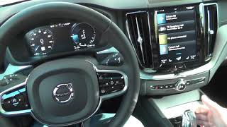 Download 2018 Volvo XC60 T8 control features & first drive Video
