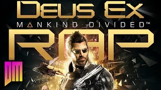 Download Deus Ex: Mankind Divided |Rap Song Tribute| DEFMATCH ″Like A Ghost″ Video