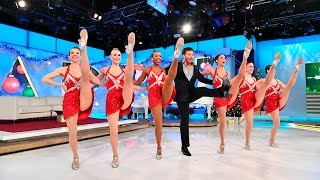 Download Harry Connick Jr Kicks It Up With The Rockettes Video