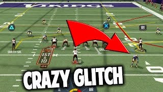 Download HILARIOUS GLITCH = FREE TOUCHDOWN! WTF MADDEN 17 Video