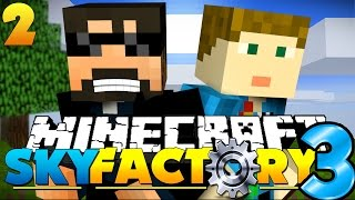 Download Minecraft: SkyFactory 3 - COBBLE = LIFE [2] Video