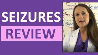 Download Seizures (Epilepsy) Nursing NCLEX: Tonic-Clonic, Generalized, Focal, Symptoms Video