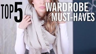 Download Top 5 Fall Wardrobe Must-Haves (w/ Kristina from PSS!) Video
