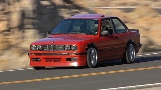 Download The Tire-Punishing, 400HP Turbo BMW E30! - /TUNED Video