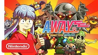 Download AWAY: Journey to the Unexpected - Launch Trailer - Nintendo Switch Video