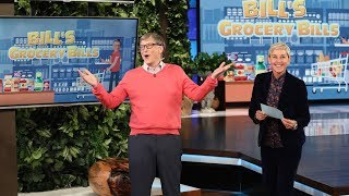Download Billionaire Bill Gates Guesses Grocery Store Prices Video