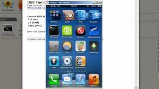 Download [iOS]{Windows} Access your iPhone using VNC with Veency and iFunBox over USB Video