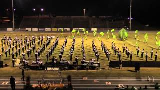 Download Cary High School Marching Band: Drums Along the Blue Ridge - Bassett High School - 2014-10-25 Video