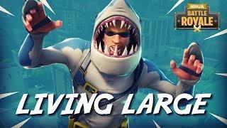 Download Tilted Towers: Living Large!! - Fortnite Battle Royale Gameplay - Ninja Video