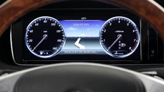 Download 2014 S-Class Instrument Cluster - Mercedes-Benz USA Owners Support Video