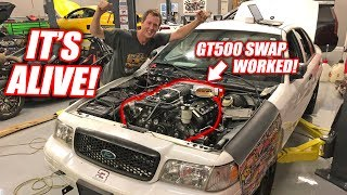 Download Burnout Patrol EP.5 - Project Neighbor COMES TO LIFE! (GT500 First Start Up) Video