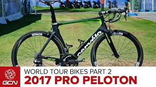 Download Bikes Of The 2017 Pro Peloton Part 2 Video