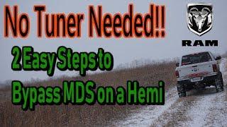 Download HOW TO: Turn Off MDS On Hemi Ram Trucks Video