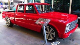 Download 72 Chevy Quad Cab SEMA 2014 Video