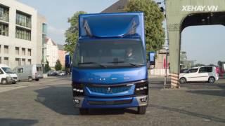 Download [XEHAY.VN] Chi tiết Fuso eCanter - xe tải chạy điện mới ra mắt tại IAA Video