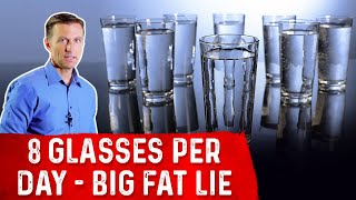 Download The Drink 8 Glasses Water Per Day Big Fat Lie! Video