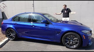 Download The BMW M3 CS Is the $100,000 M3 For Purists Video