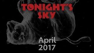 Download Tonight's Sky: April 2017 Video