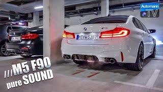 Download 2018 BMW M5 F90 (600hp) - pure SOUND! Video