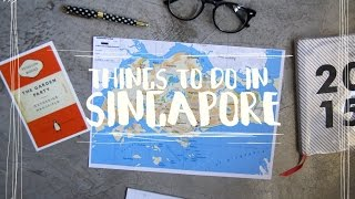 Download Things To Do In Singapore (SG50 Special) - Guide To Singapore Video