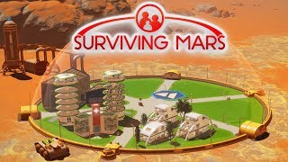 Download FIRST HUMANS ON MARS! - Surviving Mars #2 Video