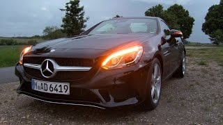 Download 2016 Mercedes SLC 200 (184 HP) TEST DRIVE | by TEST DRIVE FREAK Video