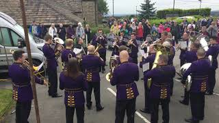 Download BRIGHOUSE & RASTRICK BAND WINNING PERFORMANCE OF KNIGHT TEMPLAR - LYDGATE 2019 Video
