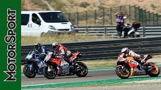 Download Rider insight with Freddie Spencer: Aragon MotoGP Video