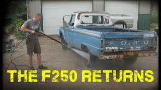 Download Abandoned F250 Revival! First Start in 26 Years - Part 5 Video