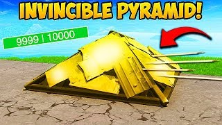 Download *EPIC* SUPER OP PYRAMID TRICK! - Fortnite Funny Fails and WTF Moments! #381 Video