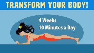 Download 5 Exercises That Will Transform Your Body In Just 4 Weeks Video