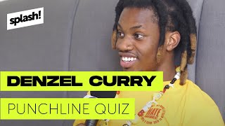 Download Punchline Quiz with Denzel Curry Video