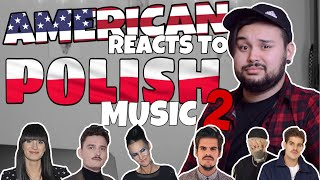 Download American REACTS // Polish Music 2 Video