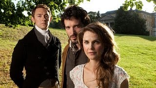 Download Keri Russell & Austenland Co-Stars Talk Crazy Costumes, Austen Fan-Girling, & Filming While Pregnant Video
