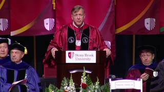 Download President's Address: Stony Brook University 19th Annual Winter Commencement Video