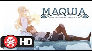 Download Maquia: When The Promised Flower Blooms - 30 Second Trailer Video