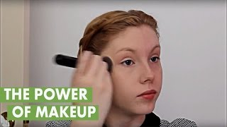 Download Social experiment: The power of makeup Video