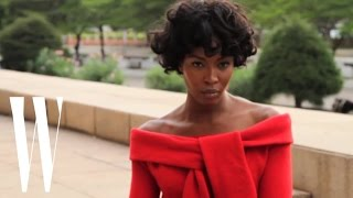 Download Naomi Campbell Goes to Ghana Video