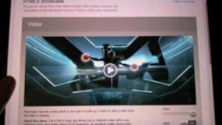 Download iPad and HTML5 Video