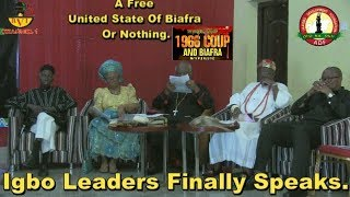 Download A Free United States Of Biafra Is Our Stand - ADF & Igbo Leaders Speak Video