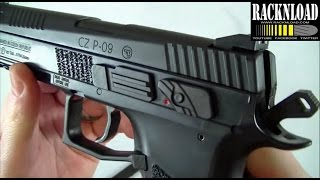 Download ASG CZ P-09 Duty (C02) **FULL REVIEW** by RACKNLOAD Video