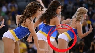 Download Mannequin Challenge :: NBA Cheerleaders & NBA Players Do The Mannequin Challenge Video