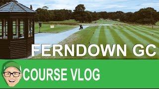 Download Ferndown Golf Club Video