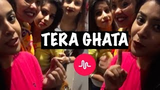 Download Isme Tera Ghata 4 Viral Girls (family friendly) Musically Mera Ghata Video