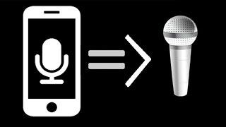 Download Biến Điện Thoại Thành MICRO (Hát Karaoke) Video